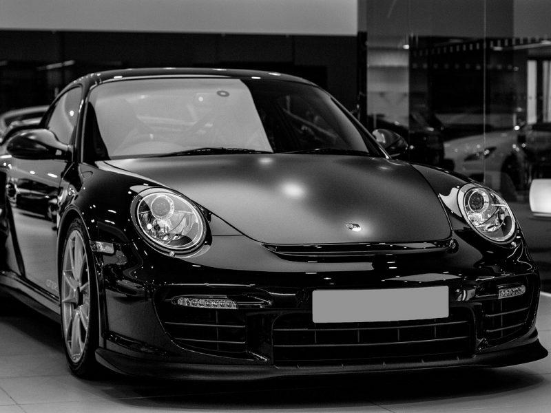 Voiture de sport - Porsche