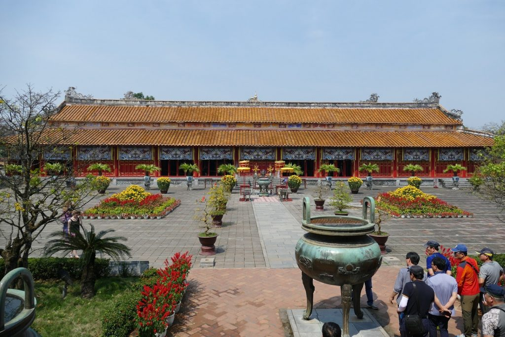 Voyager au centre du Vietnam