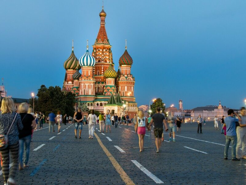 Moscou immobilier