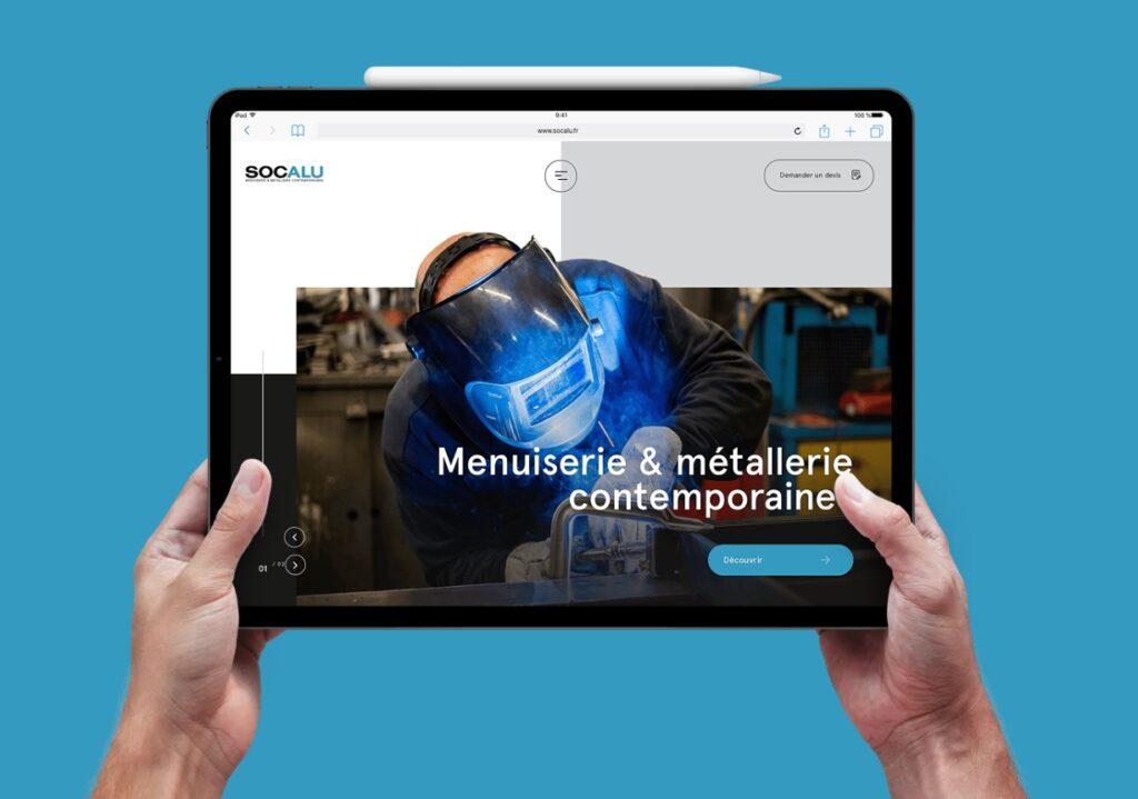 Un pro de la création de site internet à Mulhouse