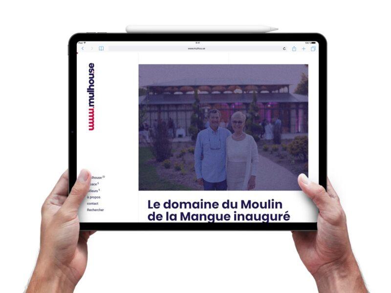 Un domaine pour votre mariage à Mulhouse sur www.mulhou.se