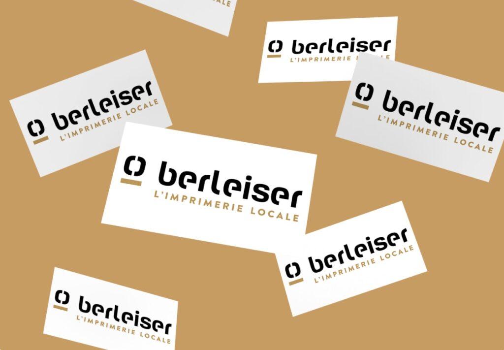Berleiser, une imprimerie à Mulhouse dans le Haut-Rhin