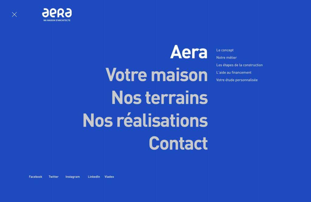 Maisons Aera, mieux qu'une maison, une maison d'architecte
