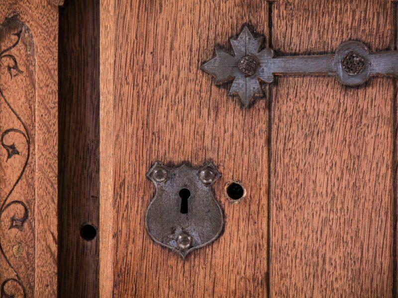 serrure porte